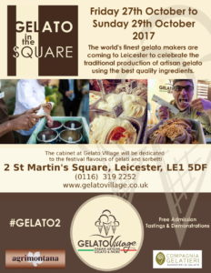 gealto in the square 2017 flyer
