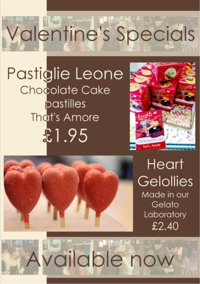 Gelolly Valentines offer