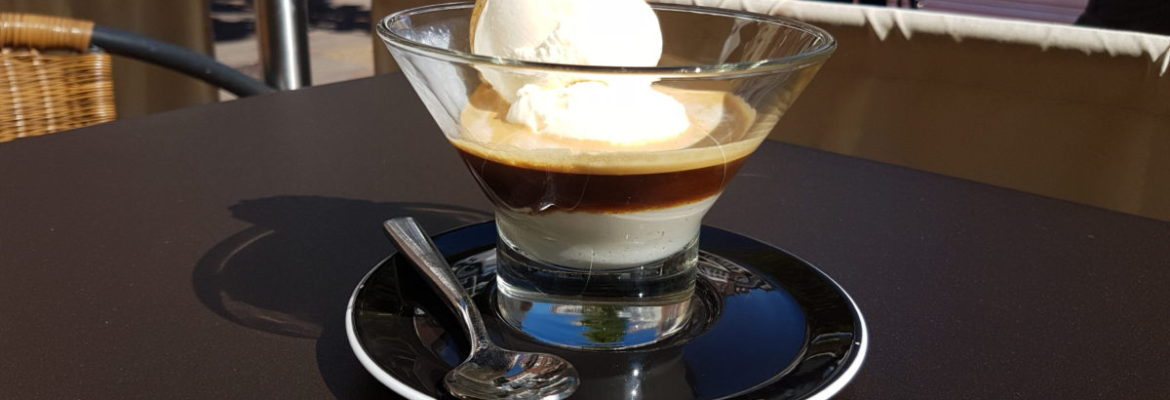 affogato, afogato, what is an affogato
