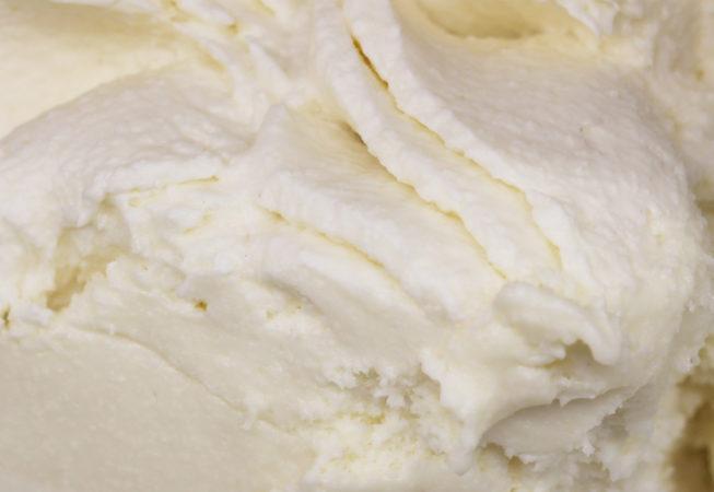 coconut gelato, gelato village leicester