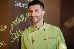 Stefano Guizzetti of Ciacco is coming to Gelato in the Square in Leicester