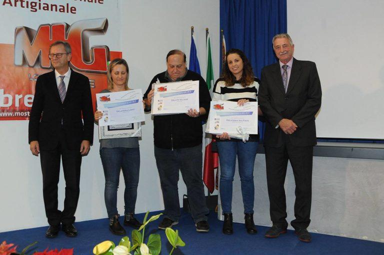 Winners at Longarone MIG
