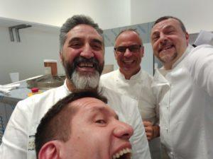 gelato making at Sigep Rimini