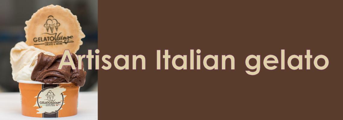 Artisan Italian Gelato in leicester