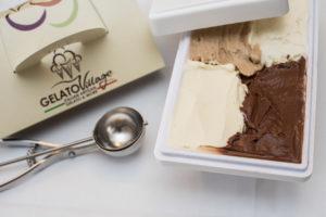 Gelato Village takeout gelato to g