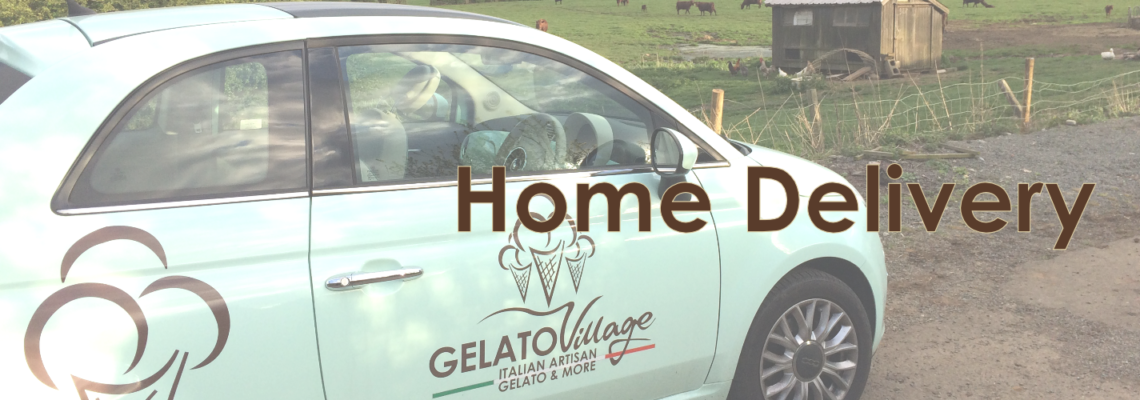 Gelato home delivery Leicester